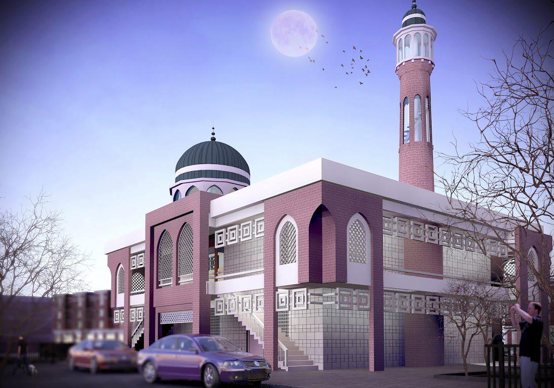 Bashmax Mosque