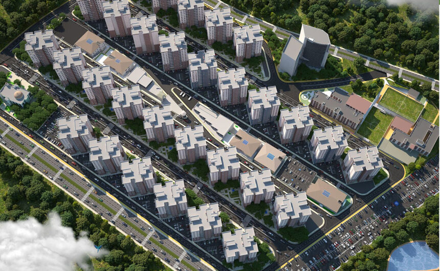Mamostayan City Residential Complex-2