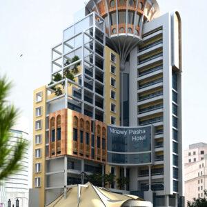 Mnyawy Pash Hotel