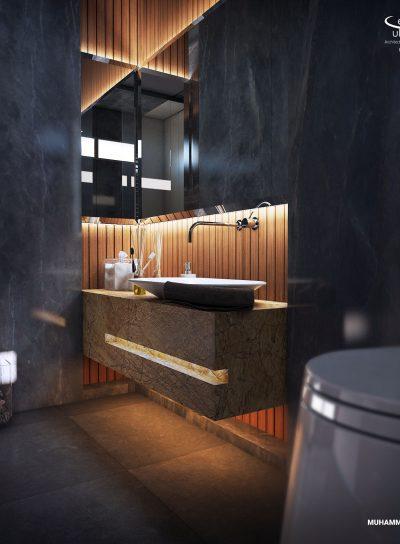 Qaiwan Heights Interior Design for Villa