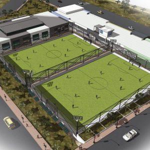 Sulaimani Sport Center Proposal